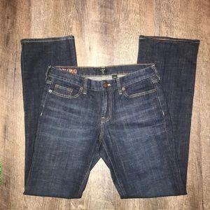 J. Crew Hipslung Bootcut Jeans